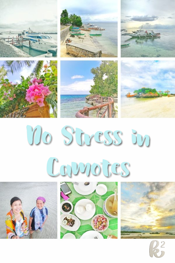 No Stress in Camotes