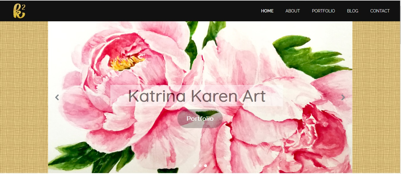 welcome to katrina karen art portfolio