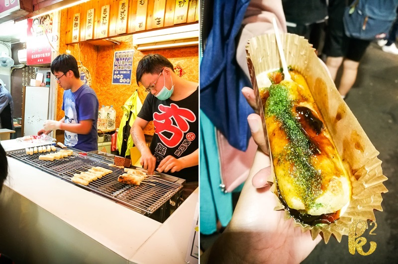 15 food places to try in taiwan, taiwan food blog, taiwan food trip, taiwan food places, ximending, fried mochi