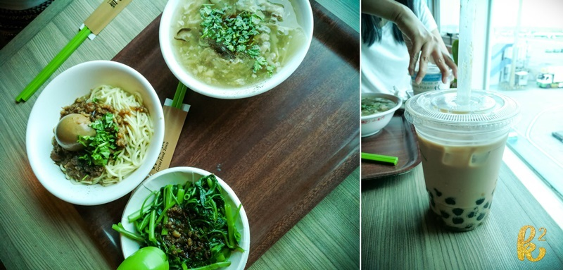 15 food places to try in taiwan, taiwan food blog, taiwan food trip, taiwan food places, great food town, bubble tea