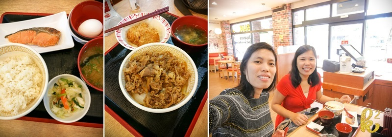 15 food places to try in taiwan, taiwan food blog, taiwan food trip, taiwan food places, sukiya, japanese
