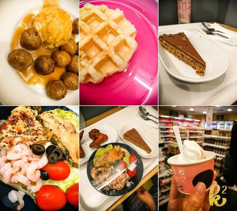 15 food places to try in taiwan, taiwan food blog, taiwan food trip, taiwan food places, ikea, ikea food, swedish meat balls