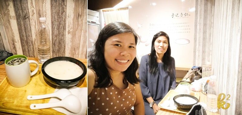 15 food places to try in taiwan, taiwan food blog, taiwan food trip, taiwan food places, yu's almonds