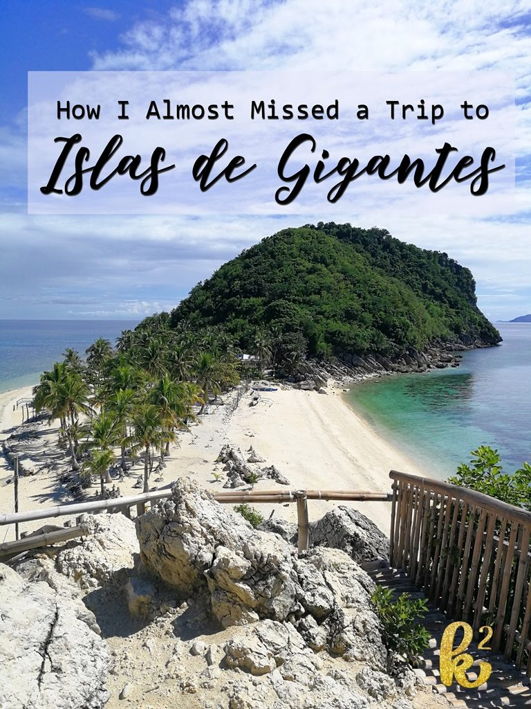 How I Almost Missed a Trip to Islas de Gigantes